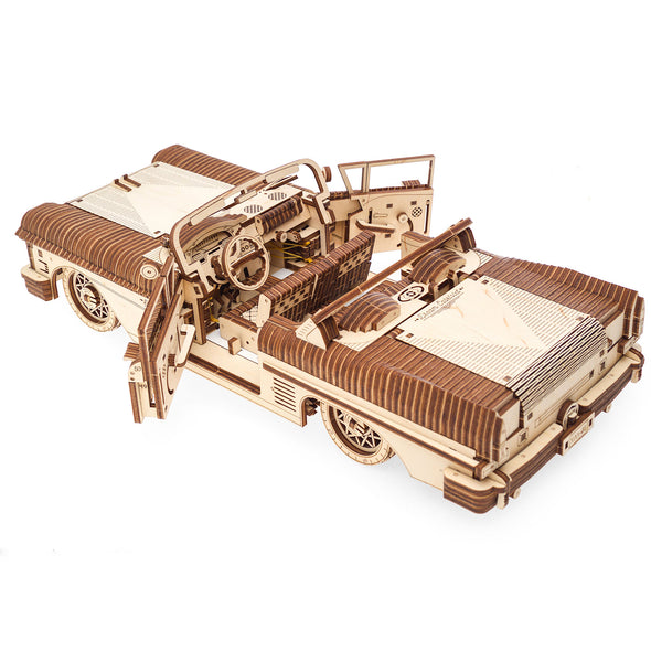 UGEARS DREAM CABRIOLET VM-05 739 pieces
