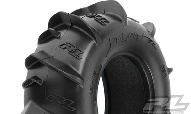 "10185-00 Dumont Paddle SC 2.2""/3.0"" Sand/Snow Tires (2) for SC Trucks Front or Rear (PREORDER ETA: 27/12/20)"