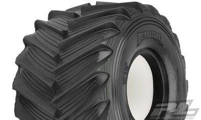 "10187-00 Demolisher 2.6""/3.5"" All Terrain Tires (2) for Losi® LMT Front or Rear"