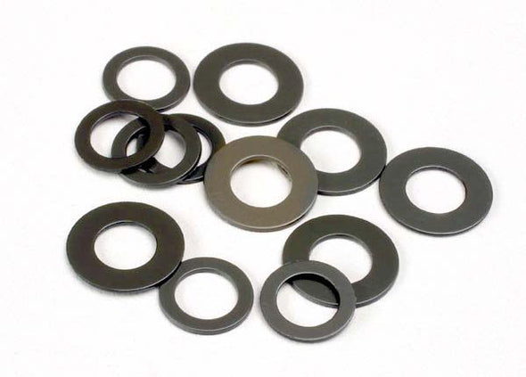 1685 PTFE-coated washers (5x11x.5mm) (use with self-lubricating bushings)