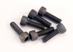 2587 Screws, 3x10mm cap-head machine (6) (no washer)