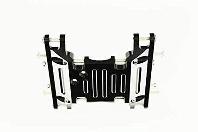 Rock Lizard Designs Billet Skid Plate (Black) Gecko X10