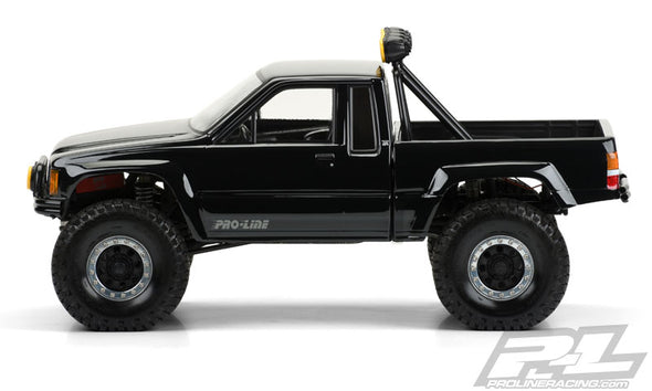 3466-00 1985 Toyota HiLux SR5 Clear Body for Axial SCX10