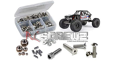 axi031 Axial Capra 1.9/RTR (AXI03004) Stainless Screw Kit