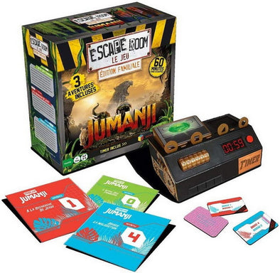 Escape room Coffret de base Jumanji