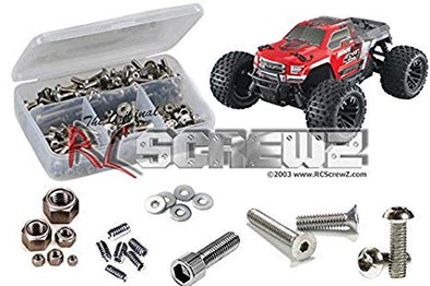 ARRM016 SS Screw Set-ARA Granite 4x4 Mega