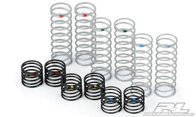 6063-04 Spring Assortment for the Powerstroke Shock Rear (6063-01)