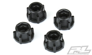 "6336-00 6x30 to 17mm Hex Adapters for Pro-Line 6x30 2.8"" Wheels"