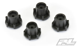 "6347-00 6x30 to 14mm Hex Adapters for Pro-Line 6x30 2.8"" Wheels"
