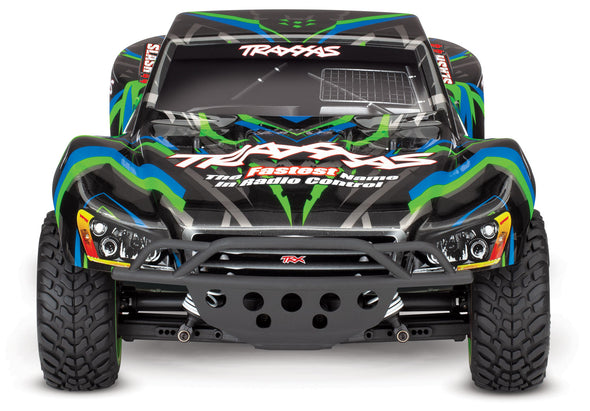 Traxxas Slash 4X4 1/10 4WD XL-5 RTR Short Course Truck Green