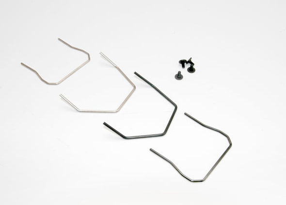 6896 Traxxas Front & Rear Sway Bar Set