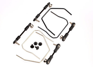 6898 Sway bar kit (front and rear) (includes front and rear sway bars and adjustable linkage)