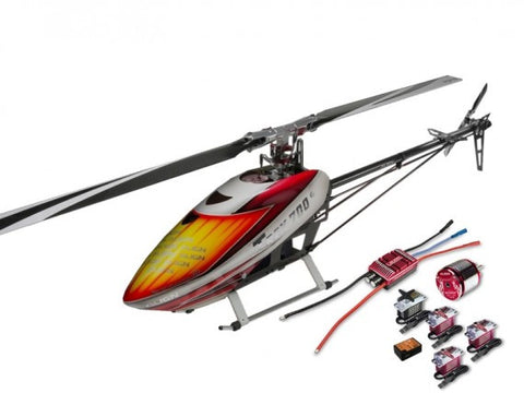 Align T-Rex 700L V2 Electric Helicopter Super Combo