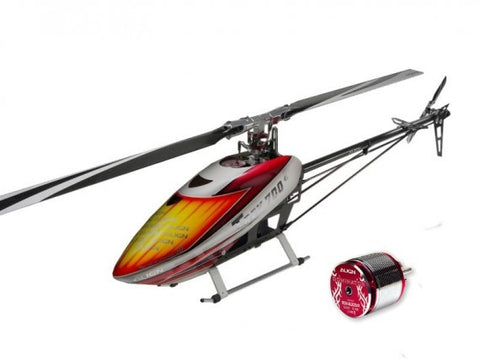 Align T-Rex 700L V2 Electric Helicopter Kit with BL800MX Motor