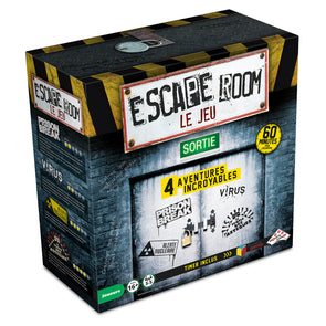 Coffret de base - Escape Room