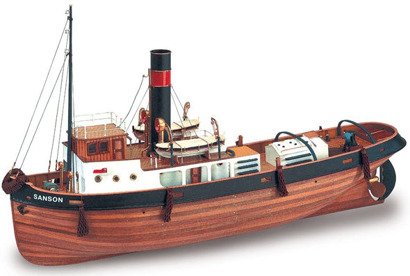 20415 1/50 Sanson Tugboat Kit