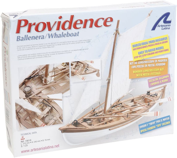 19018 Providence New England's Whale Boat