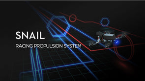 DJI SNAIL RACING PROPULSION SYSTEM (4 MOTORS/ESCS/HARDWARE)