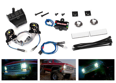 8039 Traxxas Led light set for 8130 body (requires 8028 power supply