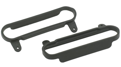 80622 Nerf Bars Black Slash/Slash 4X4
