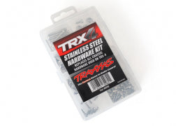 8298 Hardware kit, stainless steel, TRX-4® (contains all stainless steel hardware used on TRX-4)