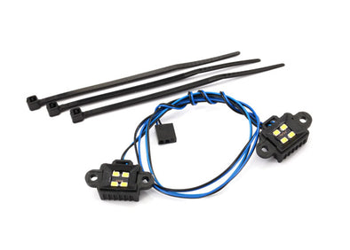 8897 LED light harness, rock lights, TRX-6™ (requires #8026X for complete rock light set)