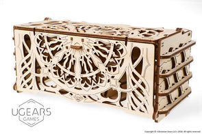 UGears Card Holder - 77 pieces
