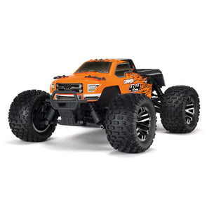 1/10 Granite 4X4 3S BLX 4WD MT (Orange/Black)
