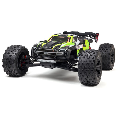 1/5 KRATON 4X4 8S BLX Brushless Speed Monster Truck RTR Green (December 2019)
