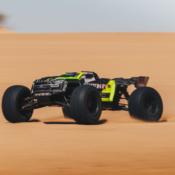 1/5 KRATON 4X4 8S BLX Brushless Speed Monster Truck RTR Green + FREE DX2E ACTIVE Bluetooth Module