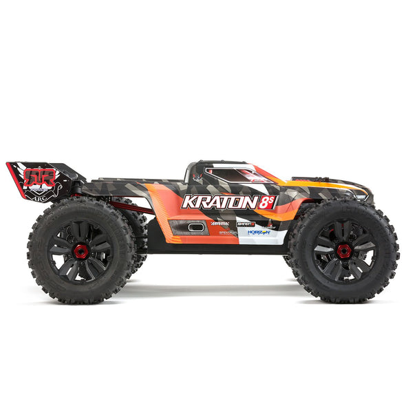 1/5 KRATON 4X4 8S BLX Brushless Speed Monster Truck RTR Orange