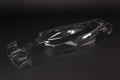 ARA410003 LIMITLESS CLEAR BODYSHELL (INC. DECALS)
