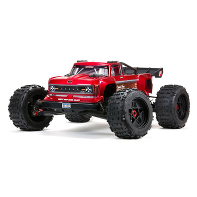 ARA5810 1/5 OUTCAST 8S BLX 4WD Brushless Stunt Truck RTR (Pre order eta August)16x