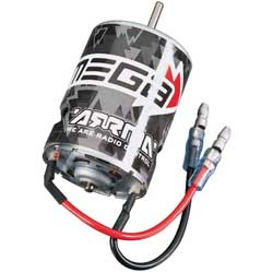 AR390031 Mega 540 15T Brushed Motor
