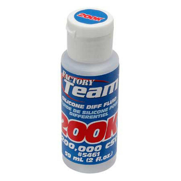 ASC5461 Factory Team Silicone Diff Fluid, 200,000 cSt 2oz