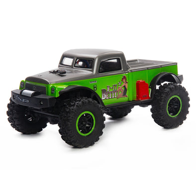 AXI00004 SCX24 B-17 Betty Limited 1/24 4WD-RTR Green