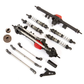 "AXI238000 Standard Axle Conversion Kit, 12.3"" & 13.9"": SCX10 III"