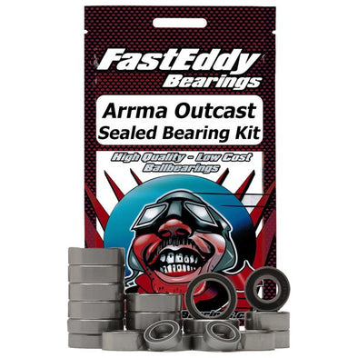 Arrma Outcast Sealed Bearing Kit
