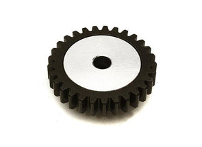 C28796SILVER Billet Machined 29T Pinion Gear for Arrma 1/8 Kraton 6S BLX