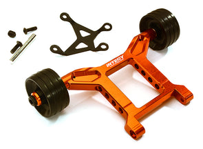C29008ORANGE Machined Wheelie Bar for Arrma 1/10 Granite 4X4 3S BLX