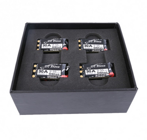 TATTU BLHeli_S 30 AMP ESC (2-5S, w/Dshot, No BEC) for FPV RC model (4pcs)