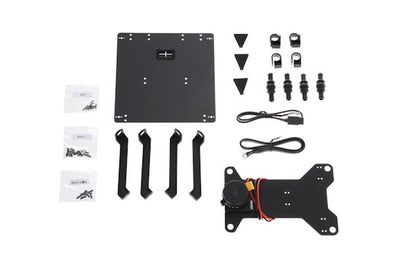 DJI MATRICE 600 PART 1 - ZENMUSE X3/X5 GIMBAL MOUNTING BRACKET