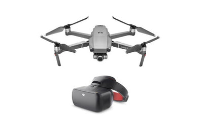 DJI MAVIC 2 ZOOM COMBO WITH DJI RACE EDITION GOGGLES (Pre-Order)