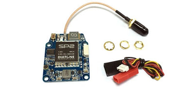 DIATONE SP2 25MW/200MW 40CH VIDEO TRANSMITTER