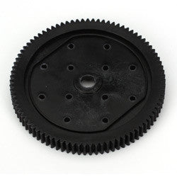 Spur Gear, 48P 87T: 1:10 2WD All