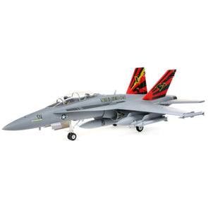 F-18 Hornet 80mm EDF BNF Basic with AS3X and SAFE Select