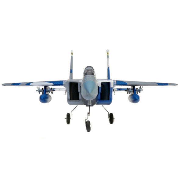 EFL9750 F-15 Eagle 64mm EDF BNF Basic with AS3X and SAFE Select
