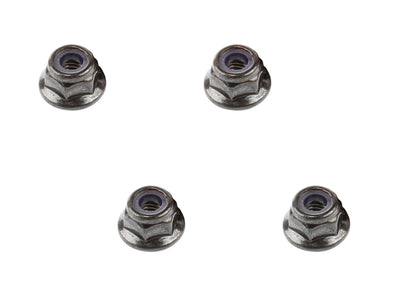 AR708001 Flange Lock Nuts 4mm (4)
