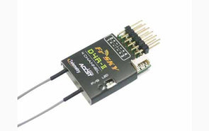 FRSKY 2.4GHZ 4CH RECEIVER W/TELEMETRY
