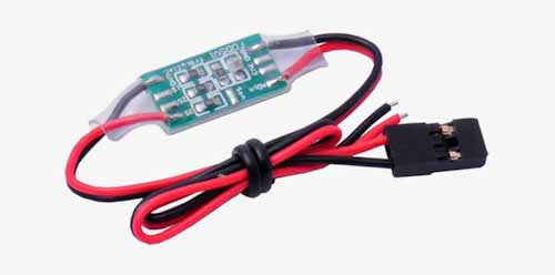 FRSKY TELEMETRY BATTERY VOLTAGE SENSOR